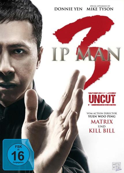 Ip Man 3 [DVD]