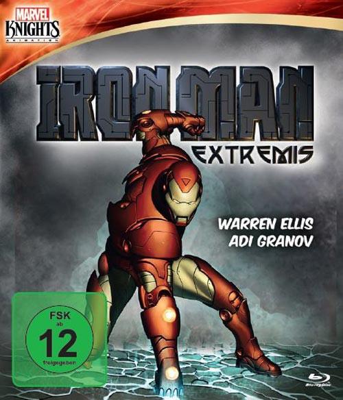 Marvel Knights - Iron Man: Extremis(OmU) [Blu-ray]