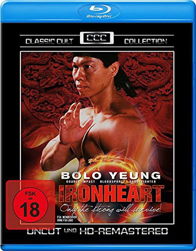 Ironheart [Blu-ray]
