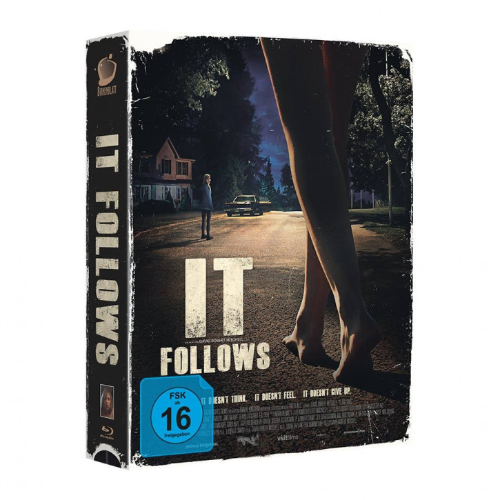 It Follows - Tape Edition [Blu-ray]