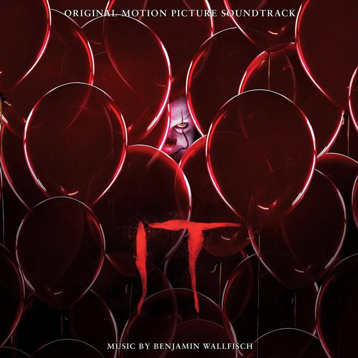 It (Original Motion Picture Soundtrack)/2lp Gatef. - Ost, Benjamin Wallfisch [Vinyl LP]