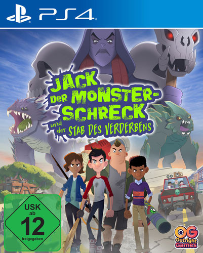 Jack der Monsterschreck [PS4]