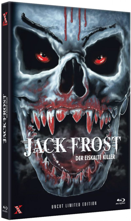 Jack Frost - Der eiskalte Killer - Große Hartbox [Blu-ray]