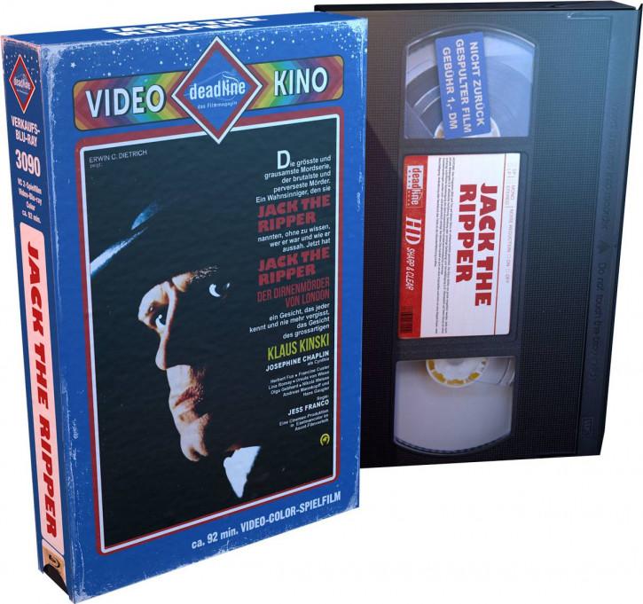 Jack the Ripper - VHS Edition [Blu-ray+DVD]