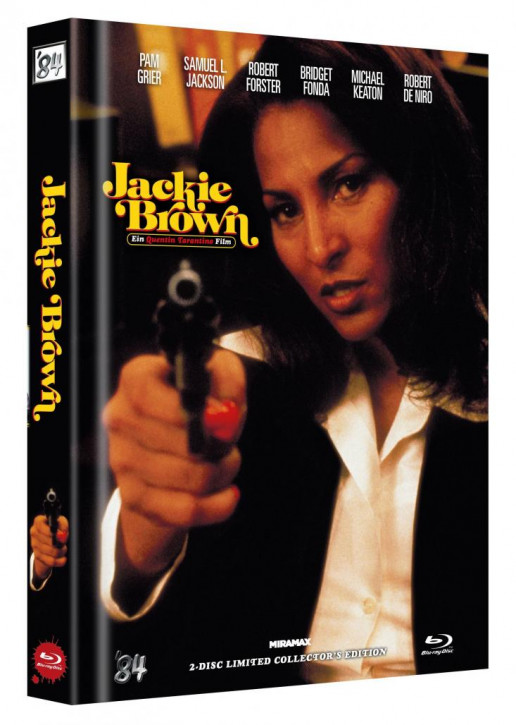 Jackie Brown - Limited Collector's Edition - Cover B [Blu-ray+DVD]