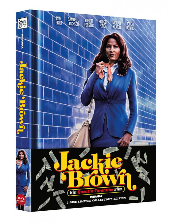 Jackie Brown - Limited Collector's Edition [Blu-ray+DVD]