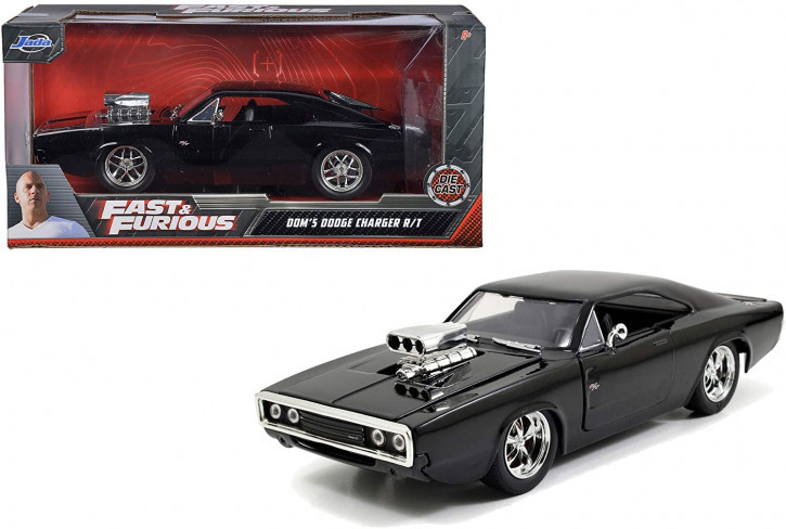 Jada Toys - Fast & Furious Dom's Dodge Charger