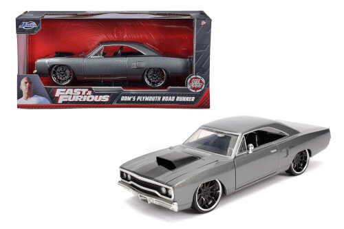 Jada Toys - Fast & Furious - Dom's Plymouth Road Runner