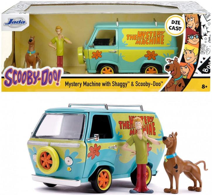 Jada Toys - Scooby-DOO Mystery Machine