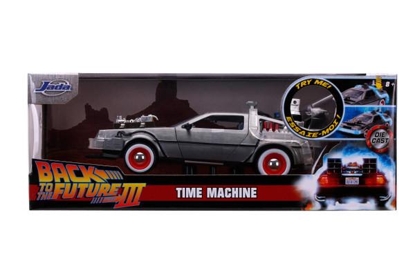 """Jada Toys - Zurück in die Zukunft 3 - """"Time Machine"""""""