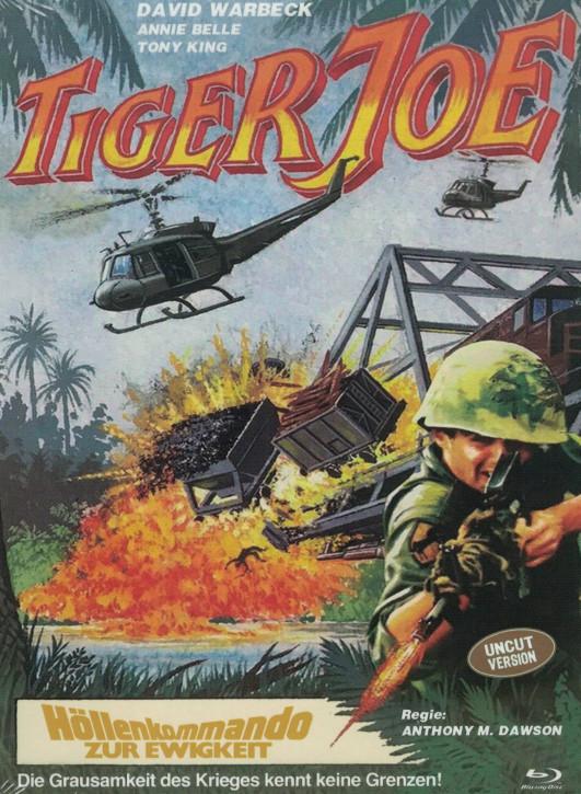 Jäger der Apokalypse 2 - Eurocult Collection #062 - Mediabook - Cover D [Blu-ray+DVD]