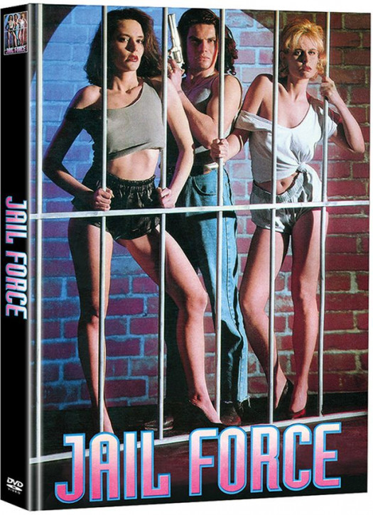 Jail Force - Limited Mediabook Edition - Cover A [DVD]