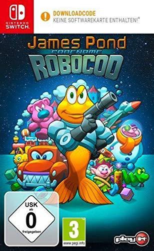 James Pond 2 - Codename Robocod [Nintendo Switch]