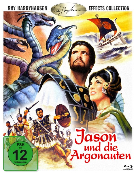 Jason und die Argonauten [Blu-ray]