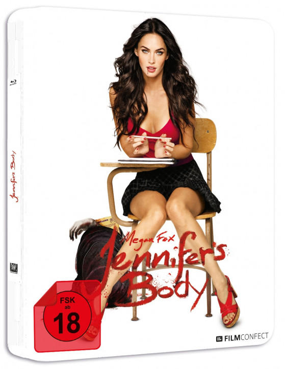 Jennifers Body (Future Pak) [Blu-ray]