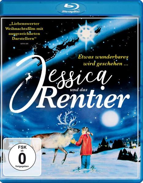 Jessica und das Rentier [Blu-ray]