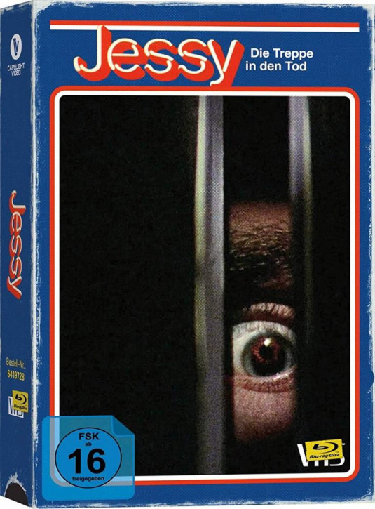 Jessy - Die Treppe in den Tod - VHS-Edition [Blu-ray]