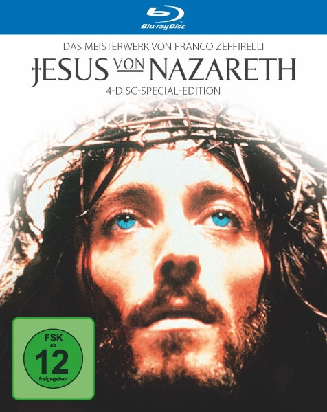 Jesus von Nazareth [Blu-ray]