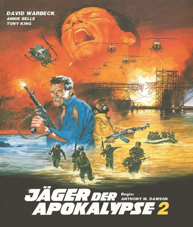 Jäger der Apokalypse 2 [Blu-ray]