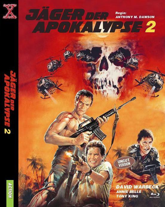 Jäger der Apokalypse 2 - kleine Hartbox [Blu-ray]