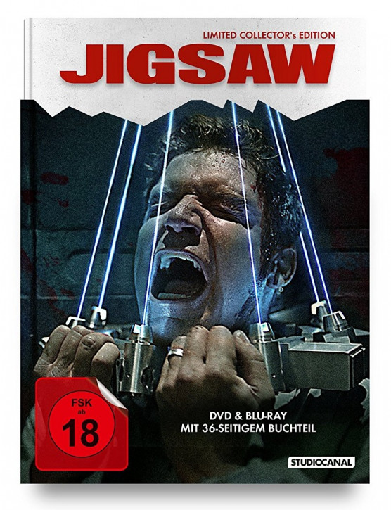 Jigsaw - Limited Collector's Edition [Blu-ray]