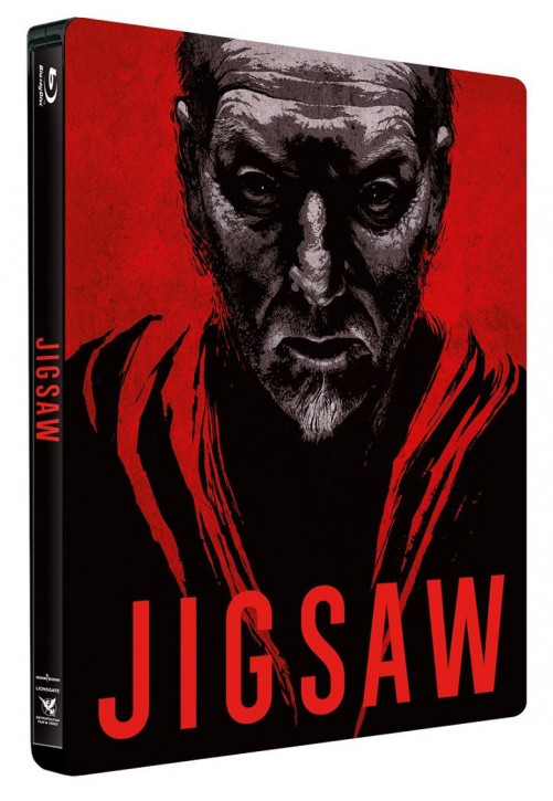 Jigsaw - Limited Steelbook Edition (FRA-Import) [Blu-ray]