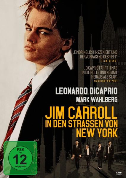 Jim Carroll in den Straßen von New York [DVD]