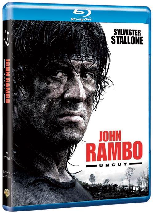 John Rambo - Uncut [Blu-ray]