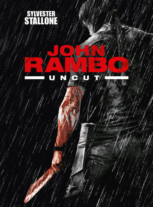 John Rambo - Limited Mediabook [Blu-ray+DVD]