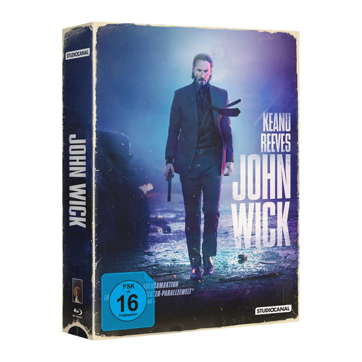 John Wick - Tape Edition [Blu-ray]