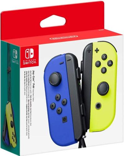 Joy-Con 2er Set - Blau/Gelb [Nintendo Switch]