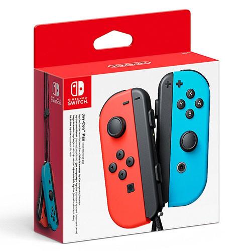 Joy-Con 2er Set - Rot/Blau [Nintendo Switch]