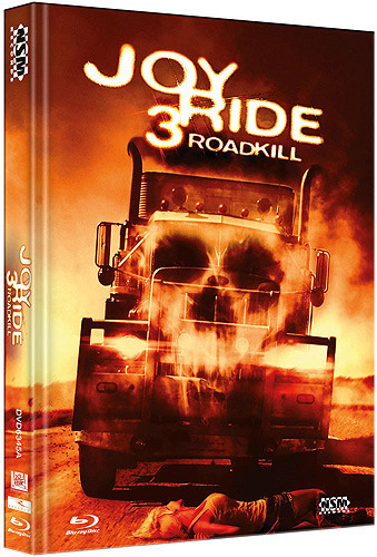 Joy Ride 3 - Limited Collector's Edition - Cover A [Bluray+DVD]