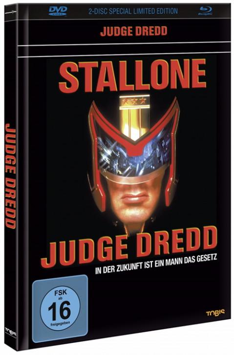 Judge Dredd - Limited Edition [Blu-ray+DVD]