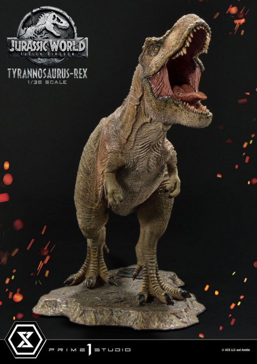 Jurassic World: Fallen Kingdom Prime Collectibles PVC Statue - Tyrannosaurus-Rex