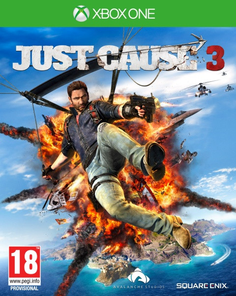 Just Cause 3 - Day One Edition inkl. Steelbook [Xbox One]