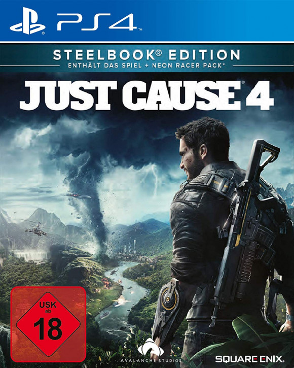 Just Cause 4 - Steelbook Edition [PS4]
