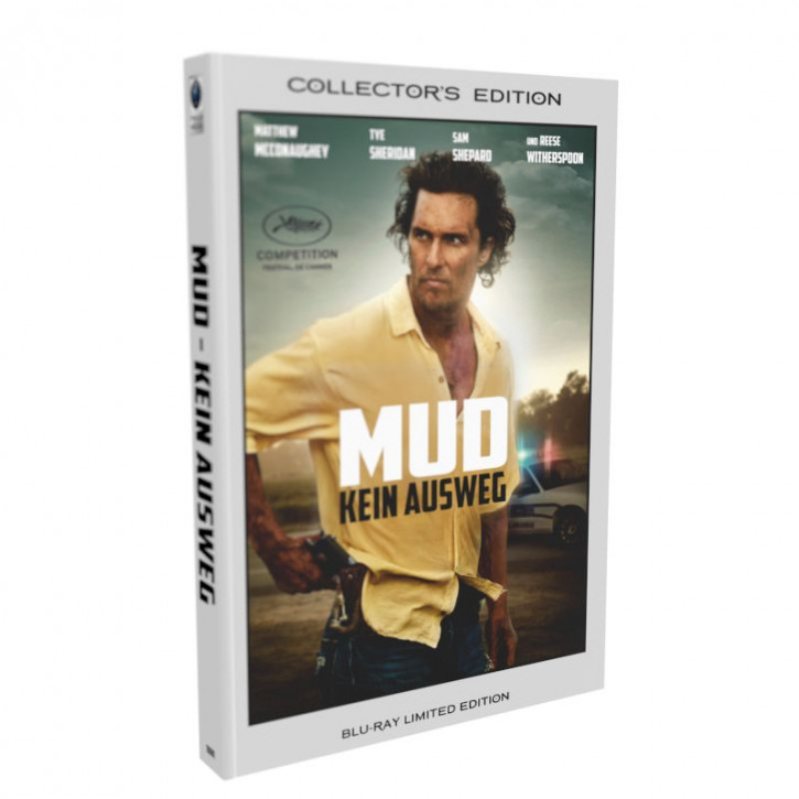 Mud - grosse Hartbox [Blu-ray]