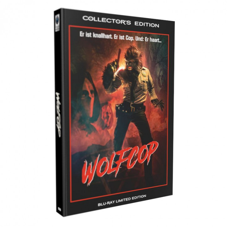 Wolfcop - grosse Hartbox [Blu-ray]