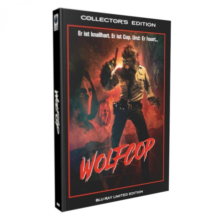 Wolfcop - grosse Hartbox [Blu-ray]
