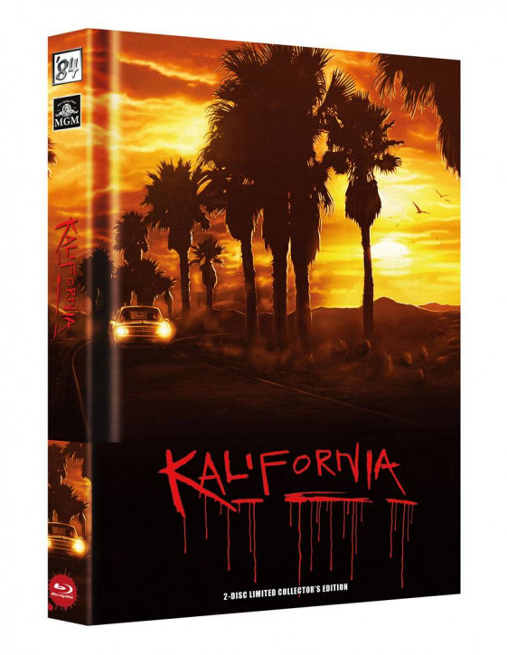 Kalifornia - Limited Collector's Edition [Blu-ray+DVD]