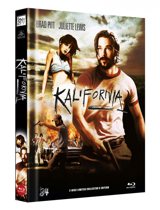 Kalifornia - Limited Collectors Edition - Cover B [Blu-ray+DVD]