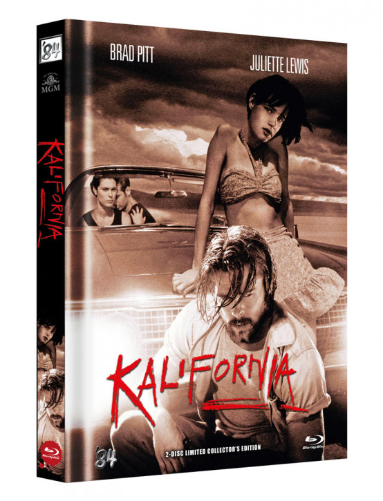 Kalifornia - Limited Collectors Edition - Cover C [Blu-ray+DVD]