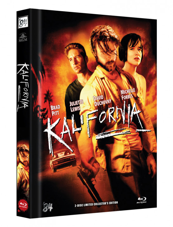 Kalifornia - Limited Collectors Edition - Cover D [Blu-ray+DVD]