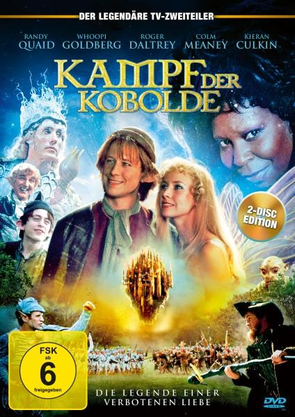Kampf der Kobolde [DVD]