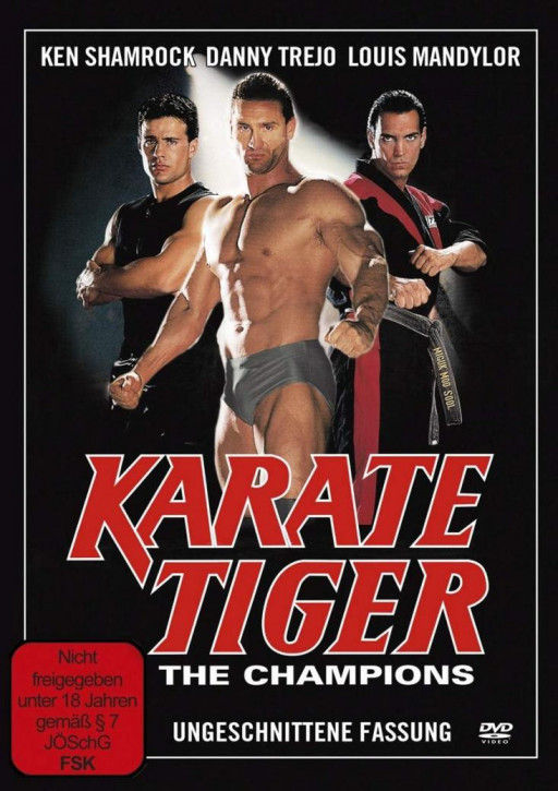 Karate Tiger 10 [DVD]