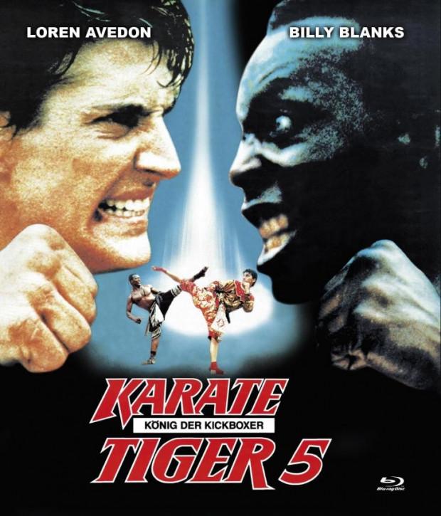 Karate Tiger 5 - König der Kickboxer [Blu-ray]