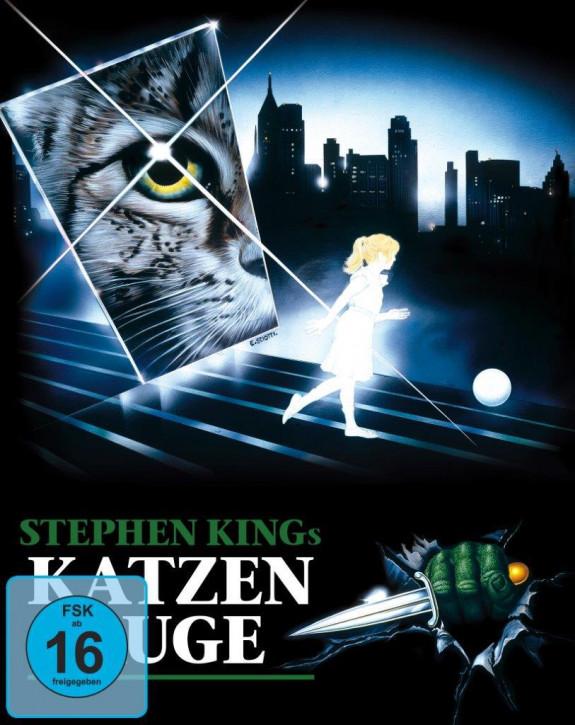 Stephen Kings: Katzenauge - Limited Mediabook Edition [Blu-ray+DVD]