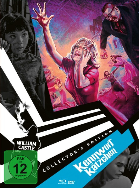 Kennwort Kätzchen (William Castle Collection #3) [Blu-ray+DVD]