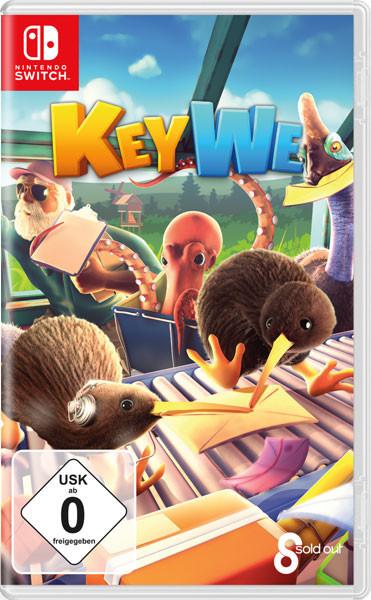 KeyWe [Nintendo Switch]